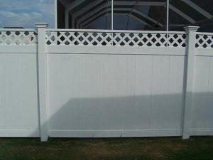 Vinyl & PVC Fencing 9