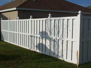 Vinyl & PVC Fencing 17