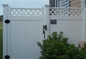 vinyl fence tampa, fl