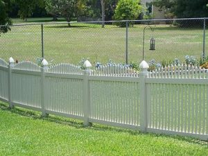 Vinyl & PVC Fencing 3
