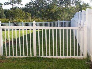 Vinyl & PVC Fencing 6