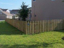 Wood Fencing 15