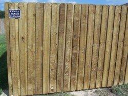 Wood Fencing 4