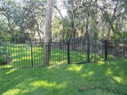 Chain-Link Fencing 10