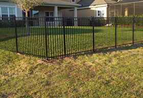 aluminum fence tampa fl