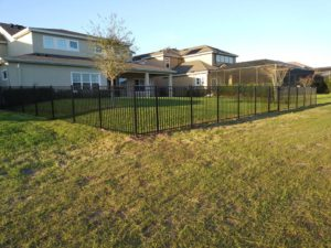 Chain-Link Fencing 22